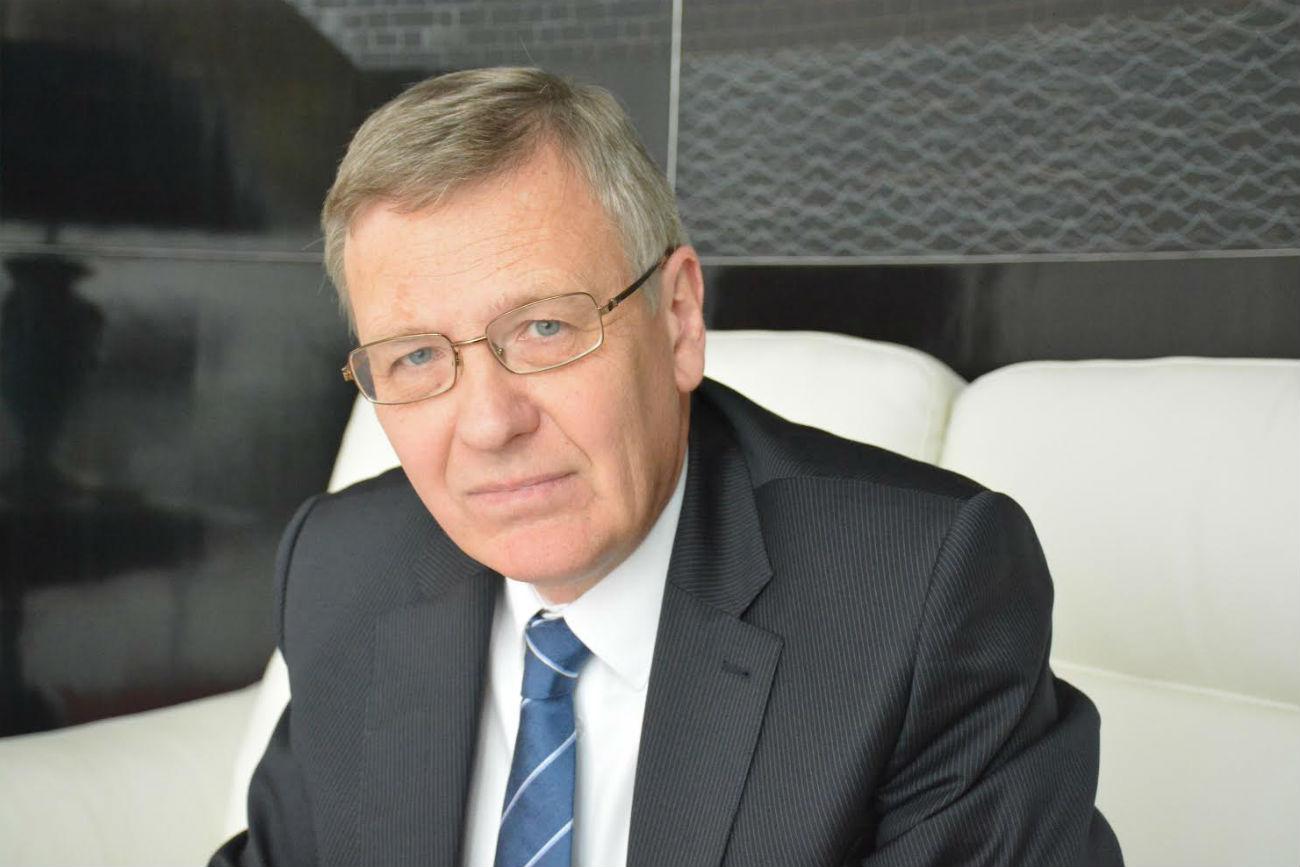 Ambassadeur de Russie en Belgique Alexander Tokovinin.