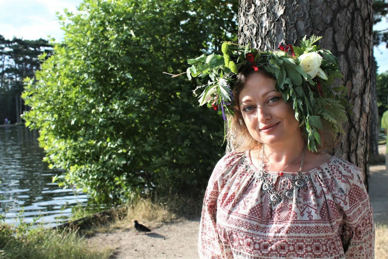 Ivanna Netchay. Crédit: Maria Tchobanov
