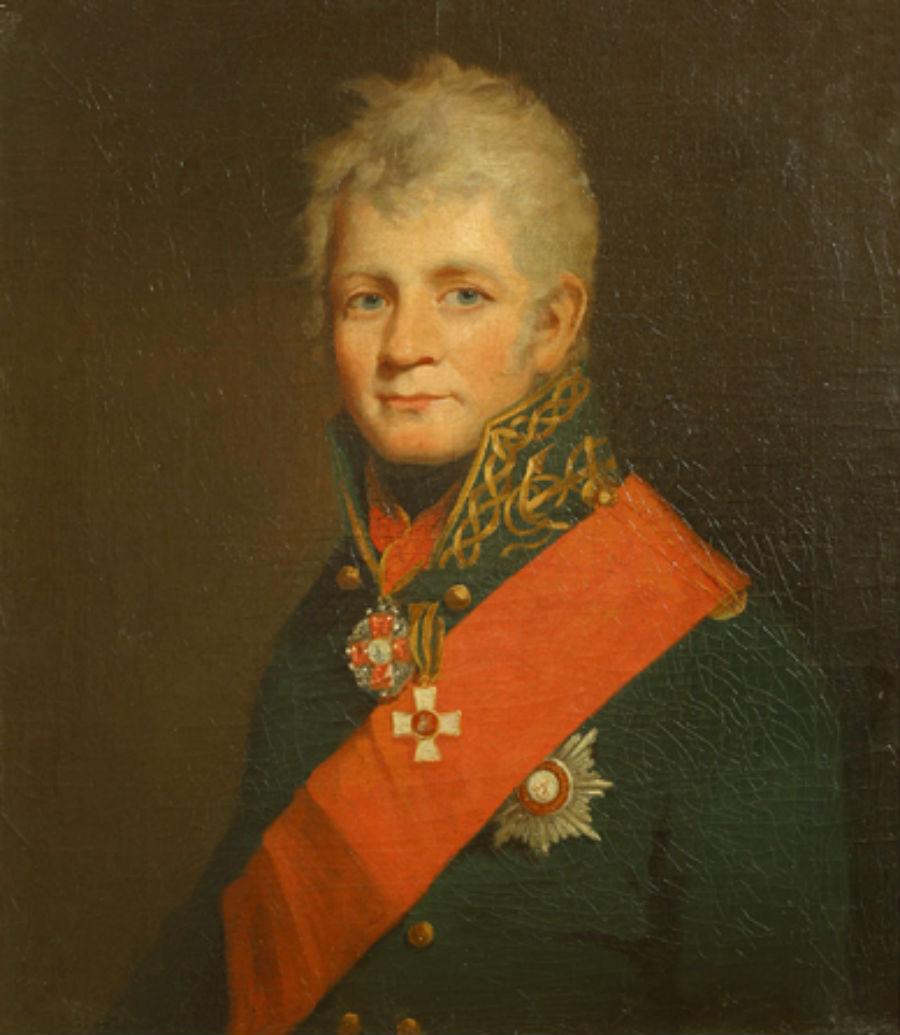 Pavel Tchitchagov. Crédit: Domain public