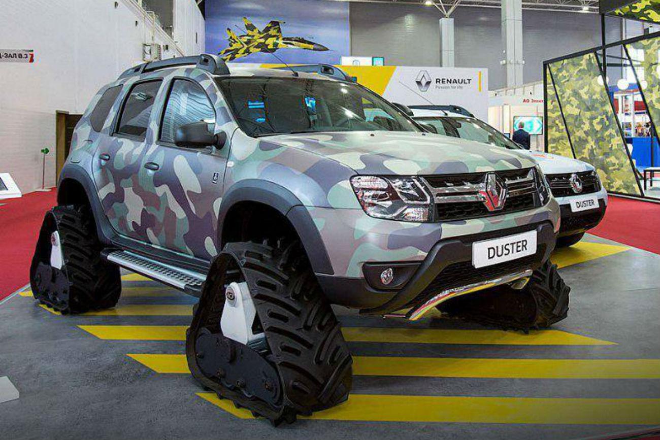 Crédit : Renault Russie