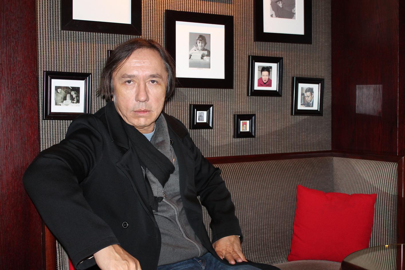 Renat Davletiarov.