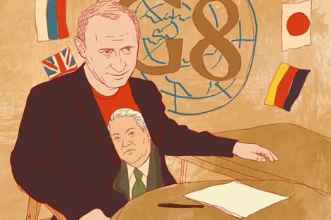 Karikatura: Natalija Mihajlenko.