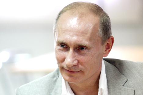 O presidente russo desejou sucesso a Tsipras em sua importante atividade Foto: kremlin.ru