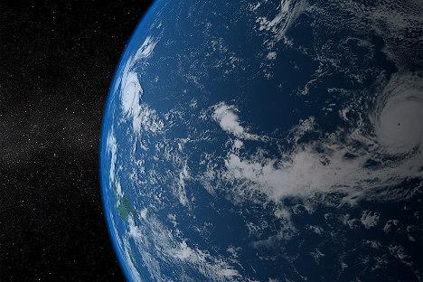 """Proučavanje zračenja iz svemira vrši se i iz Zemljine orbite. U srpnju prošle godine u orbitu je poslana astrofizička promatračnica """"Radioastron"""", čiji je zadatak istraživati različite tipove astronomskih objekata. Izvor: RG."""