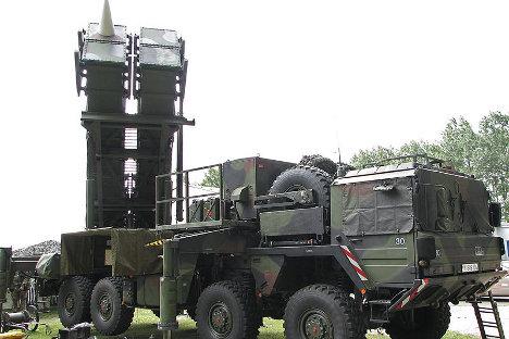 """Raketni kompleks """"Patriot"""". Fotografija iz slobodnih izvora."""