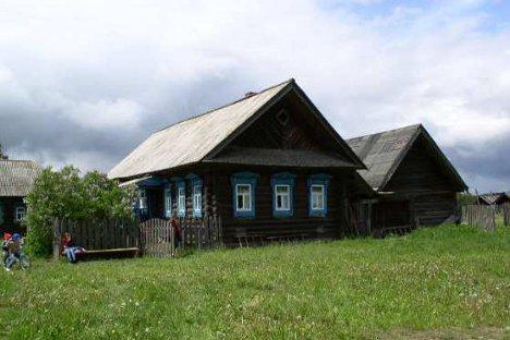 40 milijuna stanovnika Rusije živi na selu. Izvor: Rossijskaja gazeta.