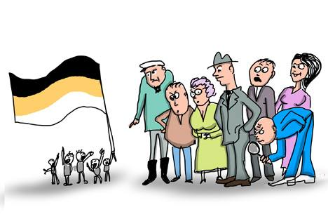Crtež: Nijaz Karim.
