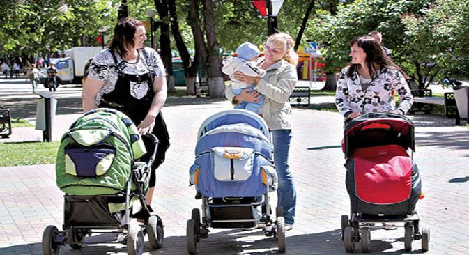 I Rusija i Bjelorusija su početkom 2000-ih proglasile demografiju jednim od prioritetnih pravaca unutrašnje politike. Izvor: BELTA