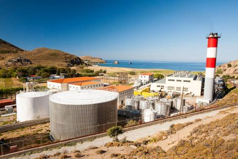 Grčka država je neposredni vlasnik 65% holdinga DEPA, dok je 35% u vlasništvu kompanije Hellenic Petroleum, u kojoj grčka država također ima 35% dionica. Izvor: Alamy / Legion Media.