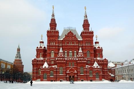 Jedna od zgrada koju je vidio gotovo svaki posjetitelj Moskve: Državni povijesni muzej na Crvenom trgu. Izvor: Lori / Legion Media.