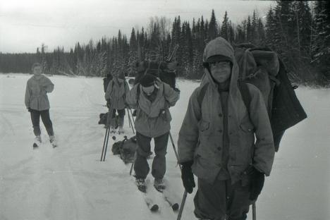 Strašna sudbina Djatlovljeve grupe potaknula je neviđen interes za nepristupačne krajeve Sjevernog Urala. Arhivska fotografija.
