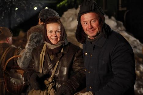 """Kadar iz filma Aleksandra Proškina """"Iskupljenje"""". Izvor: kinopoisk.ru."""