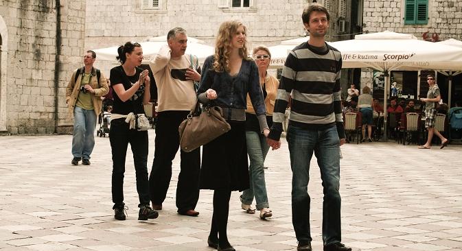 Što se tiče zabave, i Crna Gora i Hrvatska u principu su namijenjene onima koji daju prednost mirnom odmoru. Fotografija: Aleksandra Čarskaja.