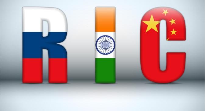 Do 2020. Rusija, Indija i Kina mogle bi zauzeti tri od pet prvih mjesta na listi najjačih svjetskih ekonomija. Izvor: Shutterstock/Legion Media.