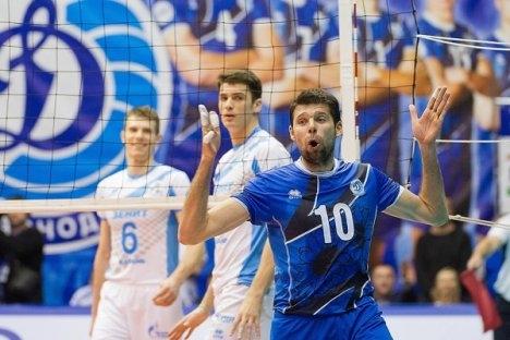 U utakmici 17. kola ruskog odbojkaškog prvenstva krasnodarski Dinamo neočekivano je u veljači ove godine pobijedio kazanjskog Zenita, prvaka države i glavnog nositelja turnira. Izvor: Rossijskaja gazeta
