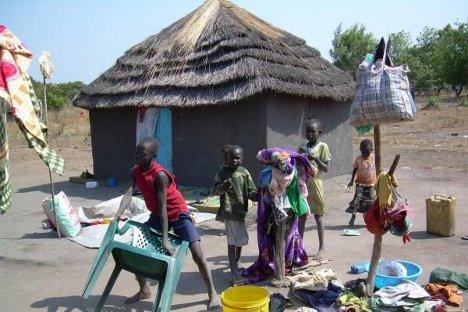 Donatorska pomoć koju je Rusija uputila Svjetskom programu za hranu UN-a namijenjena je Etiopiji, Somaliji, Gvineji, Keniji i Džibutiju. Izvor: Rossijska gazeta