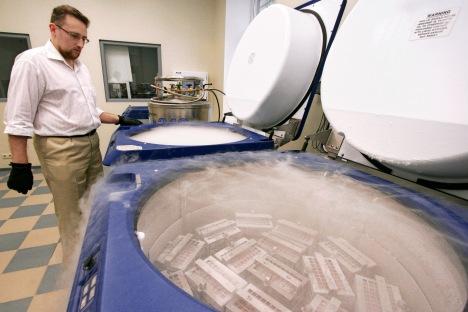 Sibirski znanstvenici zahvaljujući postignutim rezultatima postali su lideri u znanstvenom području regeneracije leđne moždine matičnim stanicama. Izvor: Kommersant