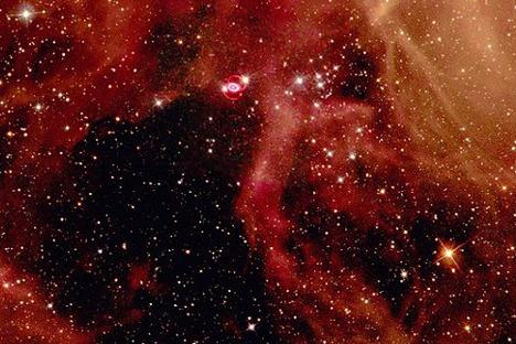 """Fotografija svemirskog teleskopa """"Hubble"""""""