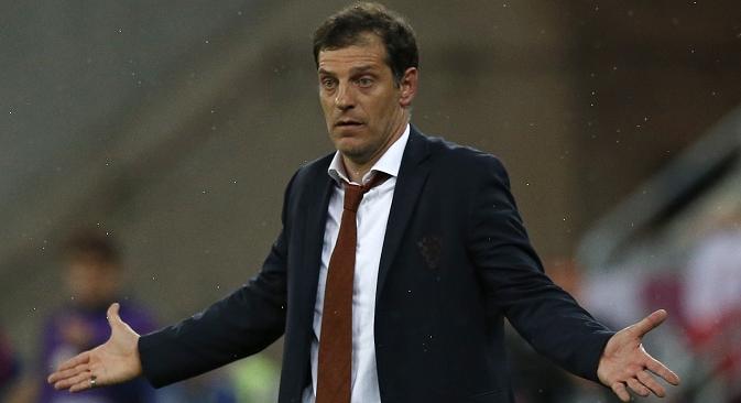 Razlog odluke uprave kluba su nezadovoljavajući rezultati u prvenstvu. Fotografija: Reuters.