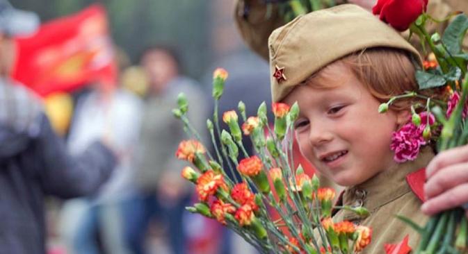 U ruskom društvu vlada atmosfera dubokog poštovanja prema veteranima Velikog domovinskog rata. Fotografija: Ricardo Marquina Montañana