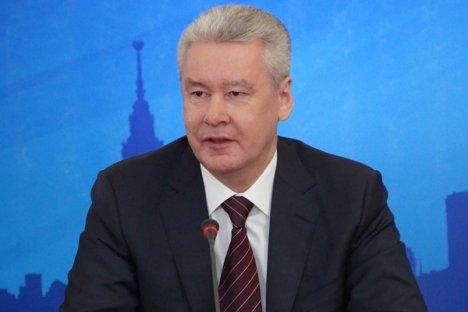 Sergej Sobjanin. Izvor: Arkadij Kolibalov / Rossijskaja gazeta
