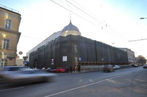 Kuća Volkonskog Izvor: ITAR-TASS