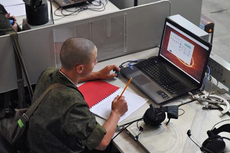 Ruski predsjednik smatra da cyber-napadi mogu imati veću razornu moć od običnog oružja. Izvor: Kommersant
