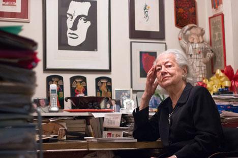 Patricia Thompson: 'Ne tvrdim da sam kći Majakovskog, dokazujem to, sa svom dokumentacijom' Izvor: Tinker Coalescing