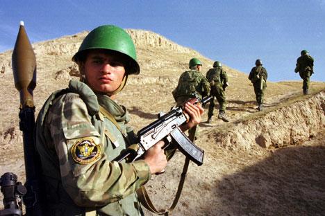 Predsjednici Rusije i Tadžikistana u listopadu prošle godine postigli su dogovor da 201. vojna baza Vojske RF (najveća izvan granica Rusije) ostane u Tadžikistanu najmanje do 2042. godine. Izvor: Reuters