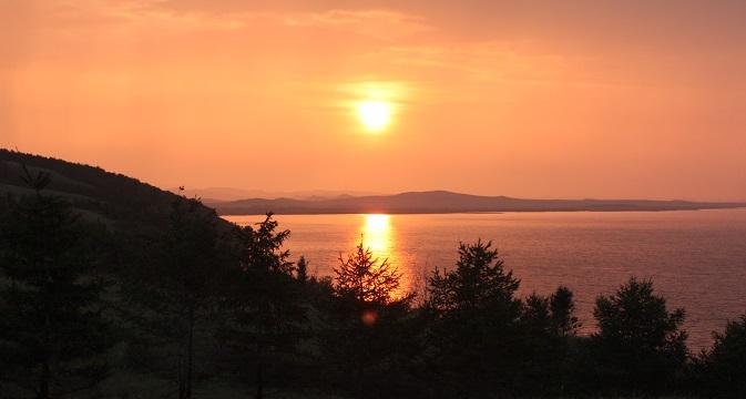 Jezero Itkulj nalazi se u stepskoj zoni Hakaskog rezervata i predstavlja pravi raj za ljubitelje ptica.