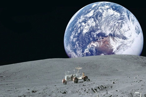Znanstvenici smatraju da će ogromne Mjesečeve rezerve helija omogućiti energetsku revoluciju i jednom zauvijek riješiti problem goriva u svijetu. Izvor: NASA