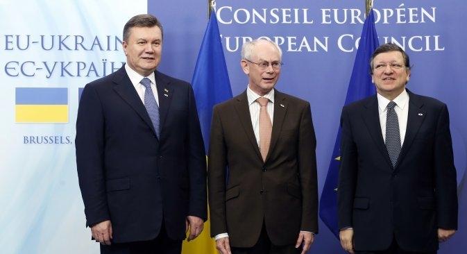 Ukrajina računa na to da će moći održavati ravnotežu između Europske unije i Carinskog saveza. Izvor: Reuters