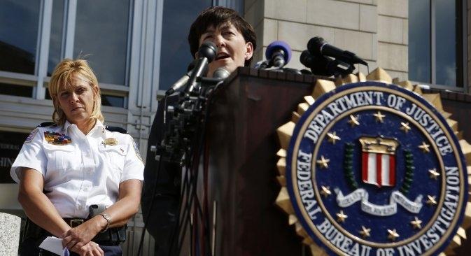 Essa foi a segunda acusação de espionagem russa feita pelo Ocidente após a concessão de asilo ao ex-funcionário da CIA Edward Snowden no país Foto: Reuters