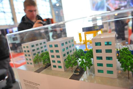 Za 20 četvornih metara gotovog stana u udaljenijim četvrtima ruskog glavnog grada treba platiti oko 75 tisuća eura. Izvor: PhotoXPress