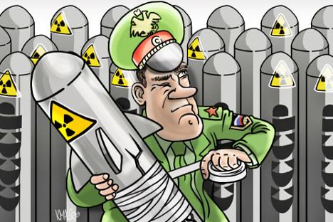 Karikatura: Konstantin Mahler