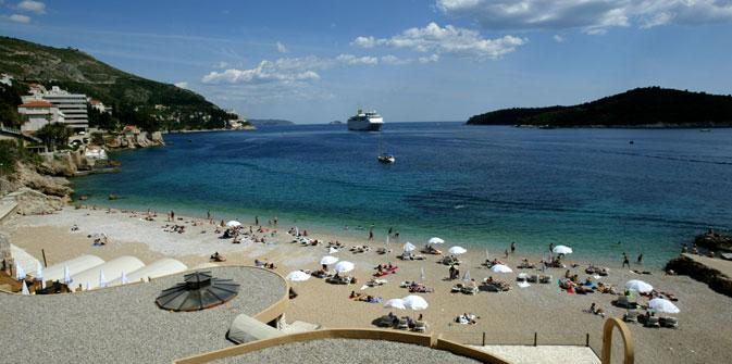 Hrvatske vlasti razrađuju nacionalnu koncepciju za jačanje prisustva Hrvatske na ruskom turističkom tržištu. Izvor: Alamy / Legion Media