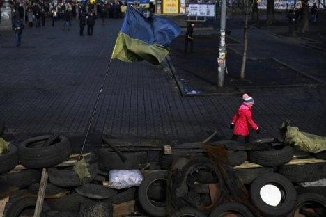 Moskva poziva političare u Kijevu na dijalog s pristašama svrgnutog predsjednika. Izvor: Reuters