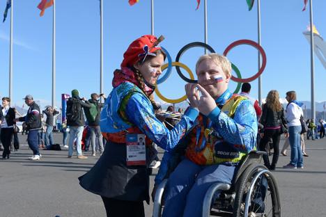 Paraolimpijada nije izmijenila samo Soči, već i njegove stanovnike. Izvor: RIA Novosti