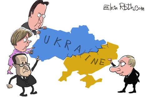 Karikatura: Sergej Jolkin