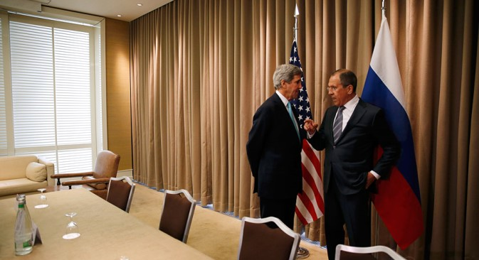 Diplomacija o ukrajinskim nemirima. Izvor: AP