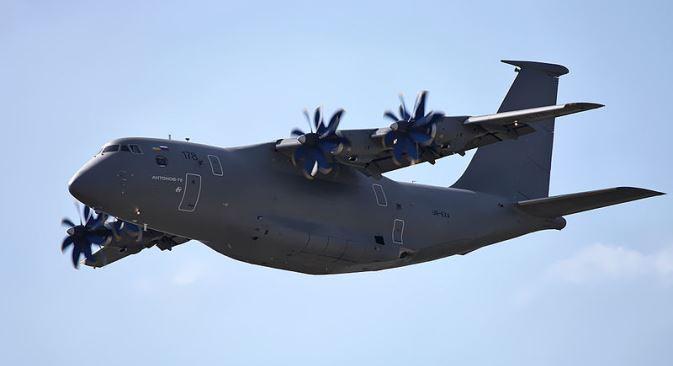 An-70 trebao je modernizirati flotu vojnog transportnog zrakoplovstva, i zamijeniti zastarjeli An-12. Izvor: Wikipedia