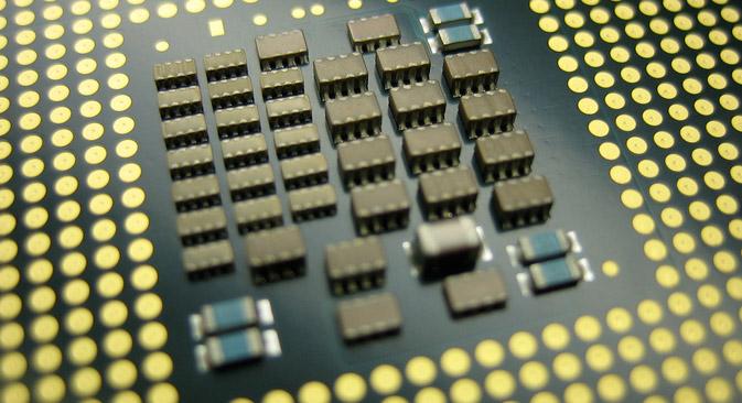 Ukupna učinkovitost novog ruskog procesora iznosi 50 gigaflopsa i otprilike odgovara suvremenim Intelovim procesorima i3 i i5. Izvor: flickr.com/rcmaclean