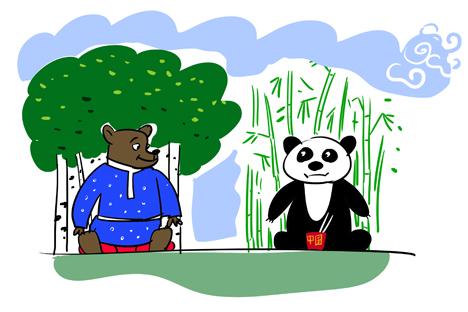 Karikatura: Aleksej Iorš