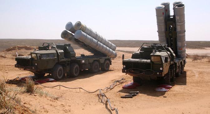 Rusija će u okviru novog sporazuma isporučiti Kazahstanu suvremena sredstva PVO-a. Na fotografiji: C- 300. Izvor: mil.ru