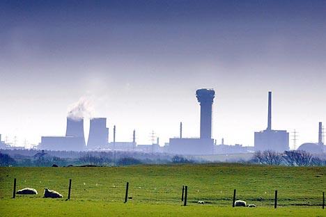 Nuklearna energetika u Rusiji je 1970-ih i 1980-ih doživjela eksponencijalni rast, koji je prekinut zbog nesreće u Černobilu 1986. a zatim i uslijed raspada SSSR-a. Izvor: AP