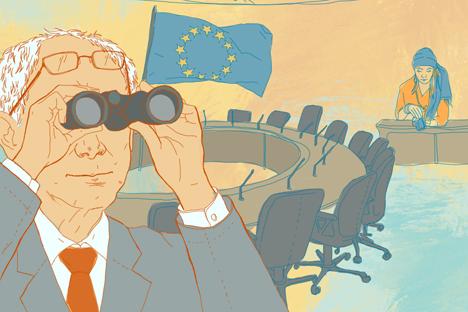 Karikatura: Natalija Mihajlenko