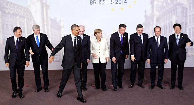 Predsjednik SAD-a nije želio da mu se prilikom posjete Francuskoj putevi ukrste s Putinom. Izvor: AP.