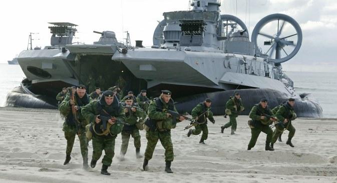 Vježbe koje su ruske oružane snage počele u eksklavi odmah dan nakon Udara sablje pokazale su da su planovi NATO-a u vezi moguće izolacije Kalinjingradske oblasti unaprijed osuđeni na propast. Izvor: RIA Novosti