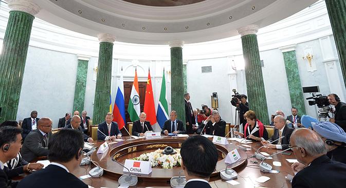 Energetska asocijacija BRICS-a će imati zadatak da izradi zajedničku energetsku politiku cijelog bloka. Izvor: AFP / East News