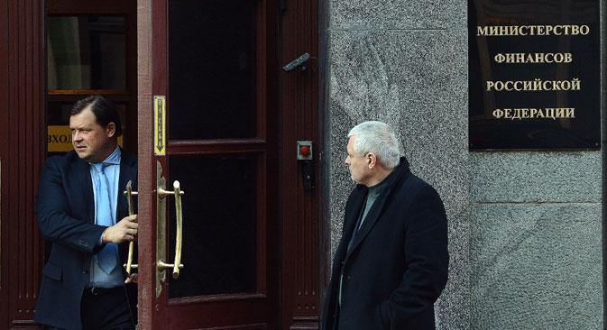 Borba s offshore kompanijama u Rusiji počela je još u prosincu 2013. Izvor: RIA Novosti.